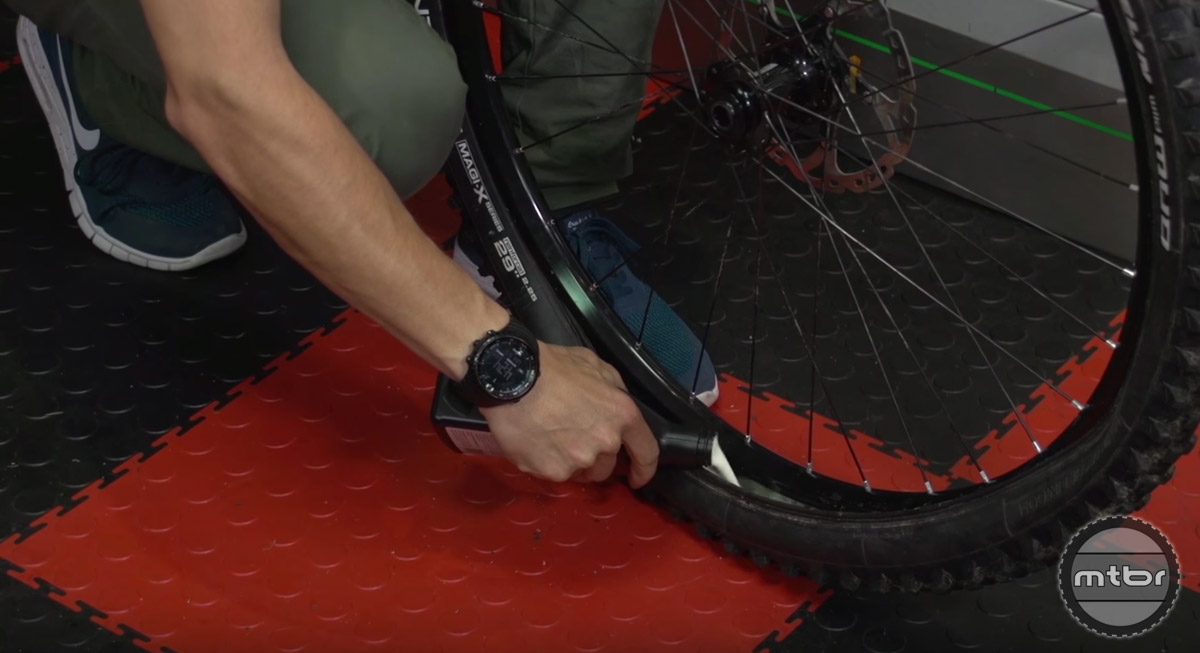 Simple upgrades like switching to tubeless can be a cost effective method for improving performance.