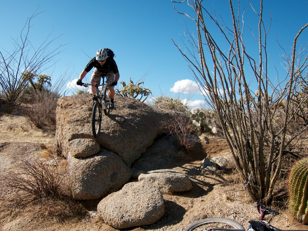 Nothing to see here.  Just Riding Alone goes west [o]-tucsongreg-022.jpg