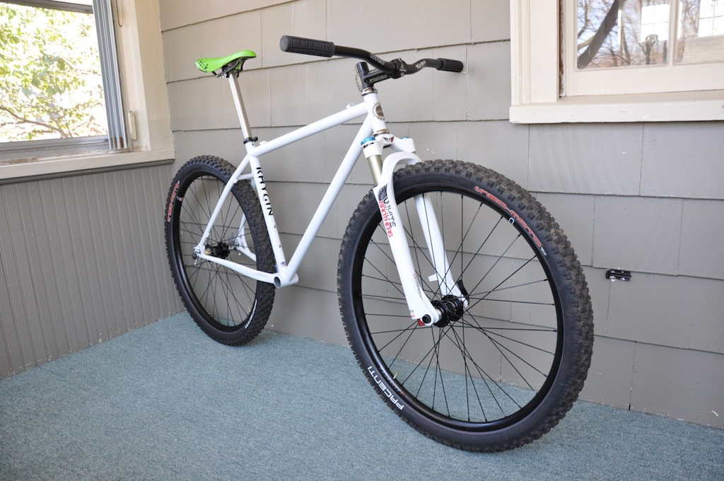 Need Suggestions For 1 Steerer Suspension Fork Mtbr Com