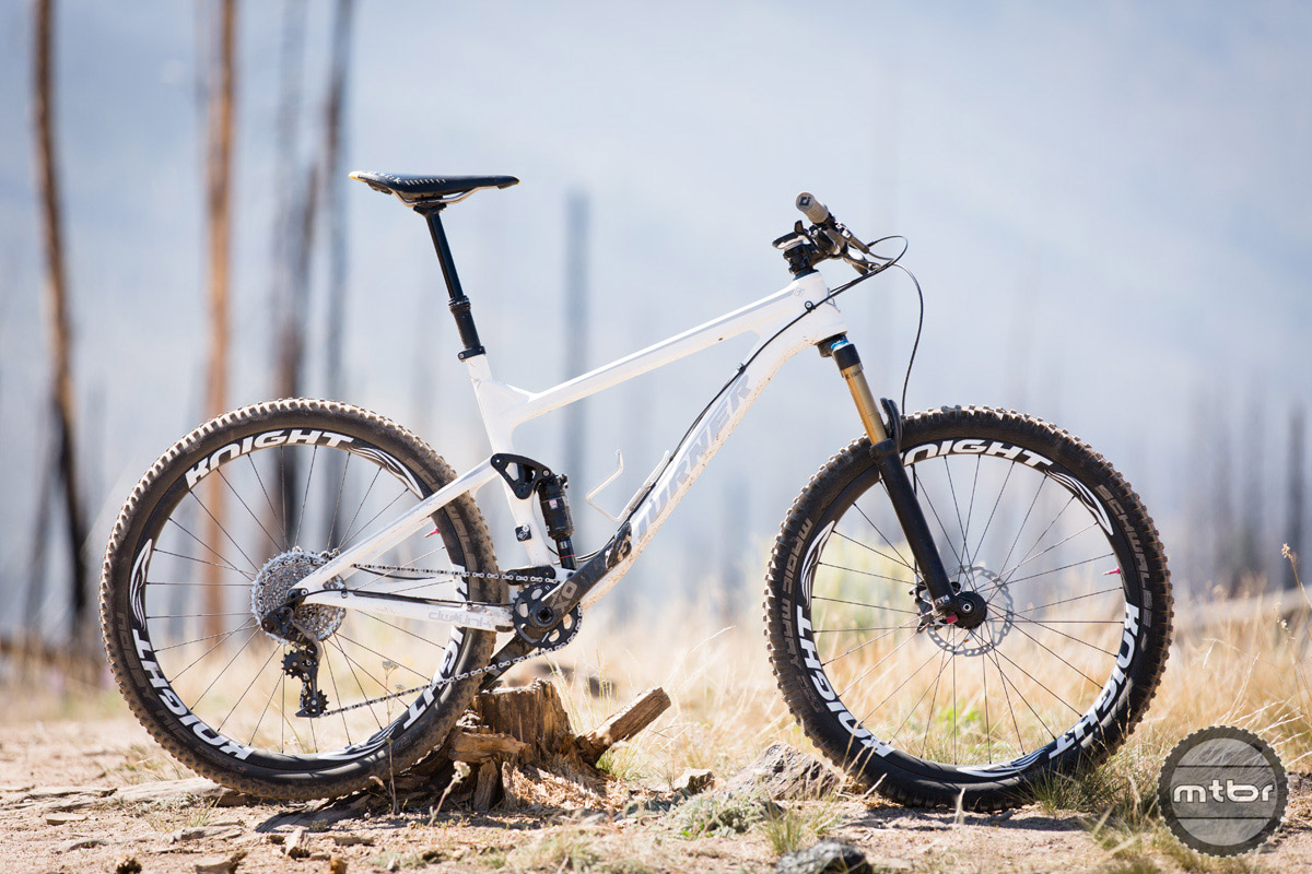 "The new Flux is a lightweight 120mm travel 27.5"" trail bike."