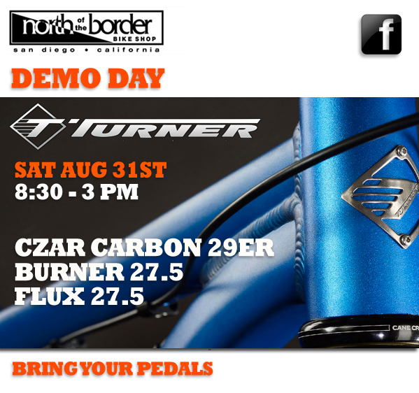 TURNER DEMO DAY @ North of the Border Bike Shop-turner.jpg