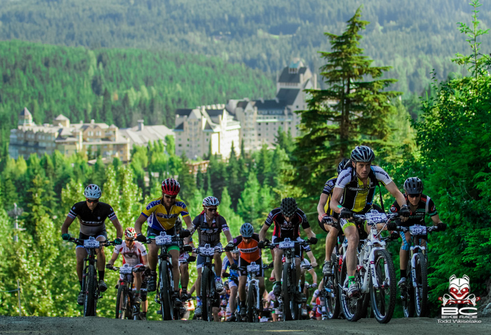 BC Bike Race 2013 Day 7