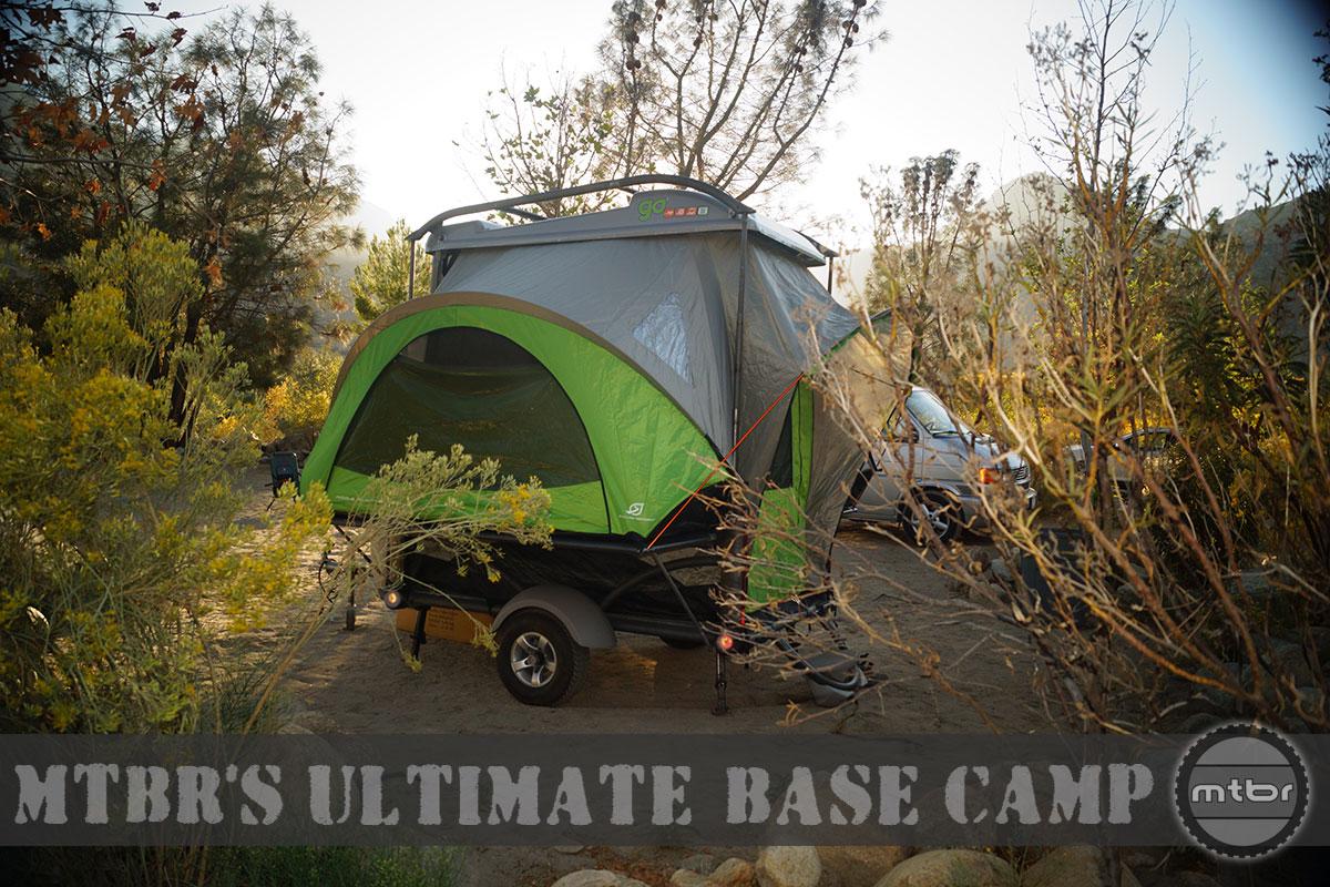 Ultimate Base Camp: SylvanSport GO camp trailer review
