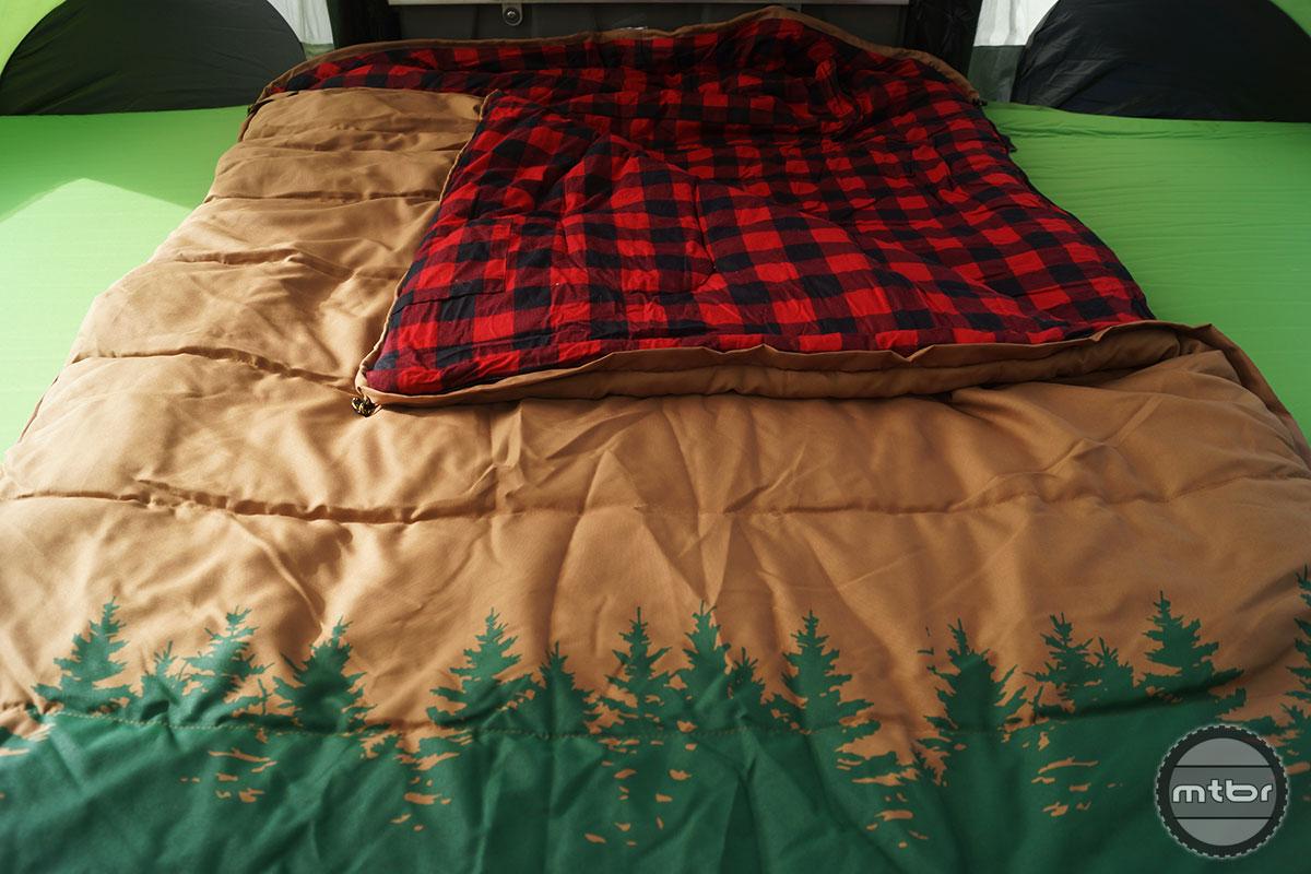 UBC Treeline Slumberjack Double