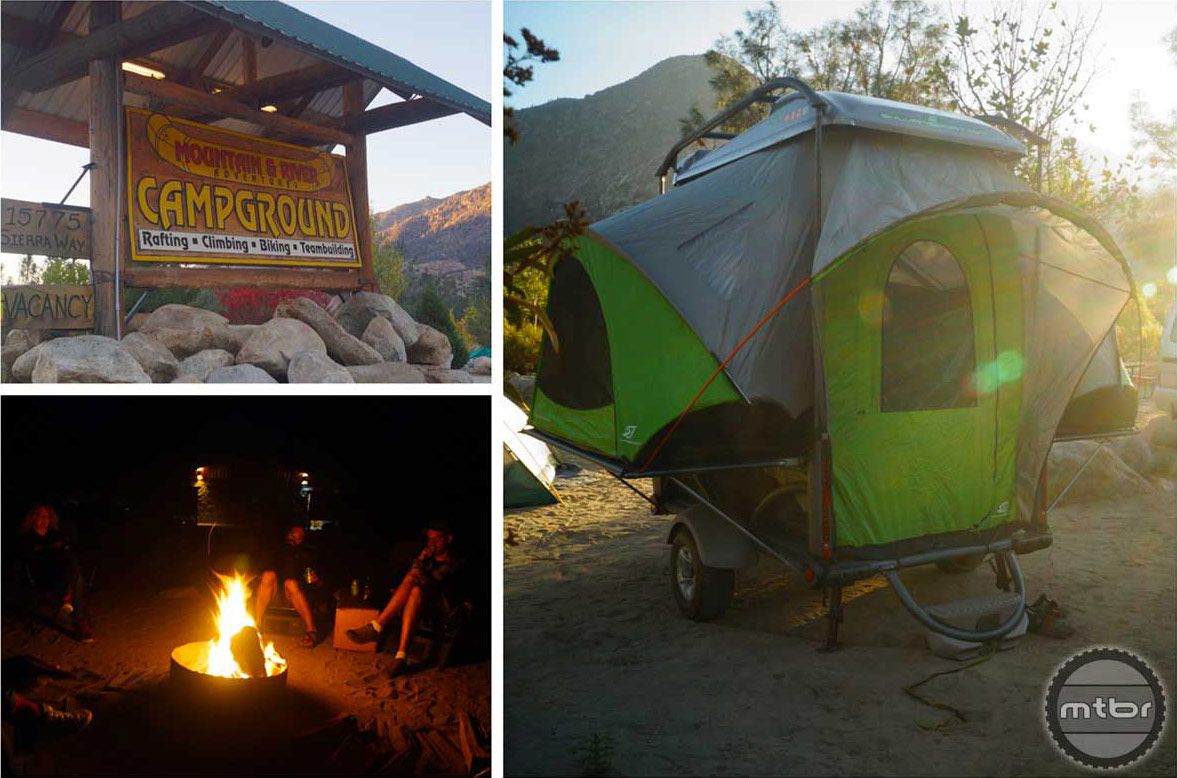 UBC Kernville MRA Campground