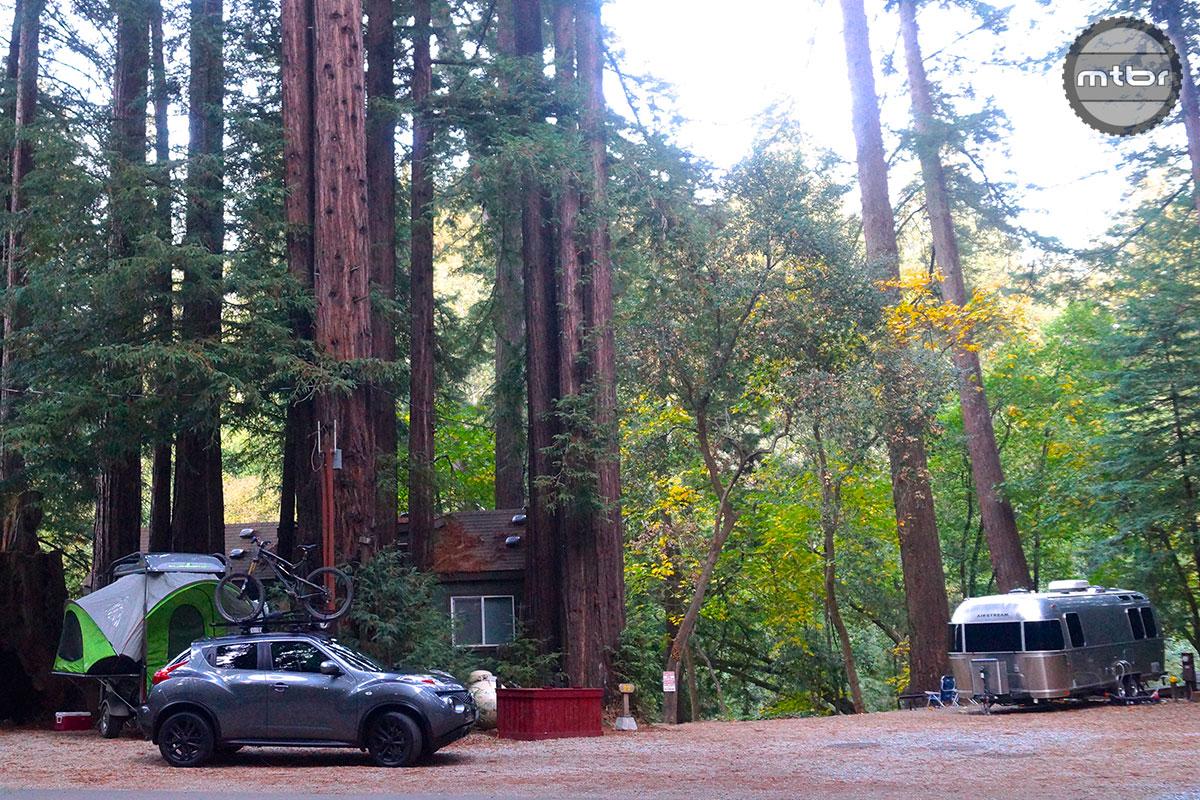 Ultimate Base Camp Santa Cruz Mountain Bike Destination