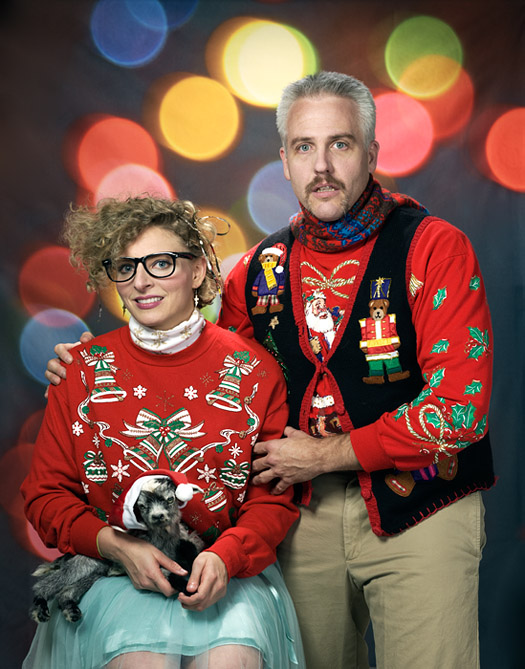 "The ""official"" I am ashamed I just bought this..... theard-uglychristmassweater5.jpg"