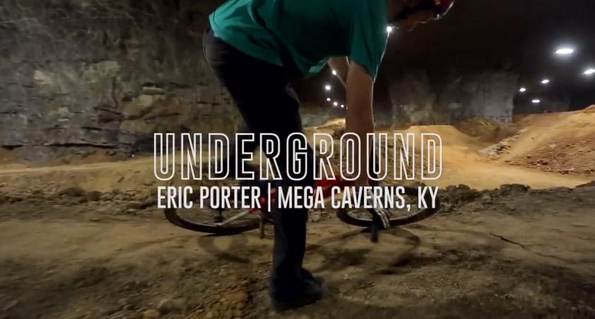 Underground - title shot