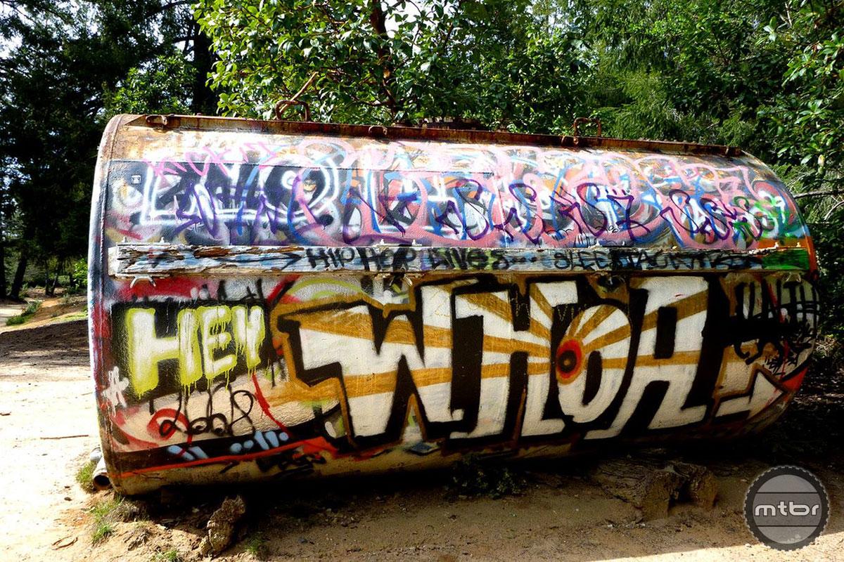 UC Santa Cruz Tanks
