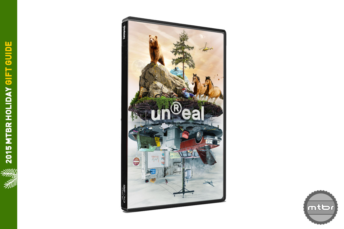 unReal Mountain Bike movie DVD+Bluray or download