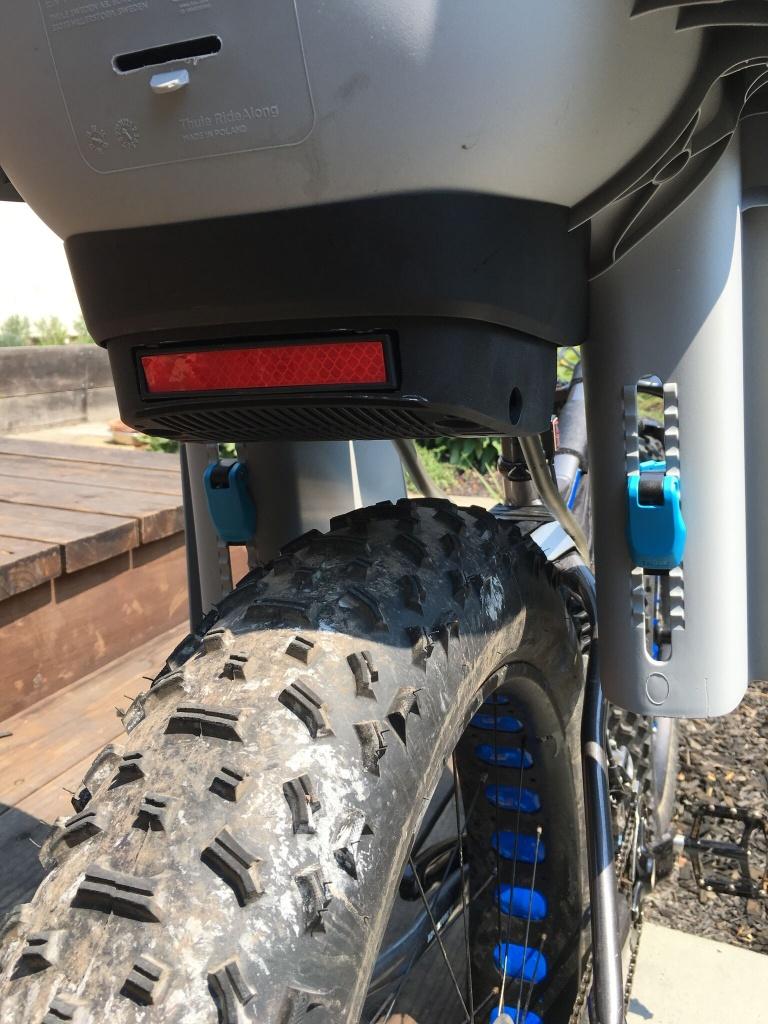 Thule RideAlong Low Saddle Adapter