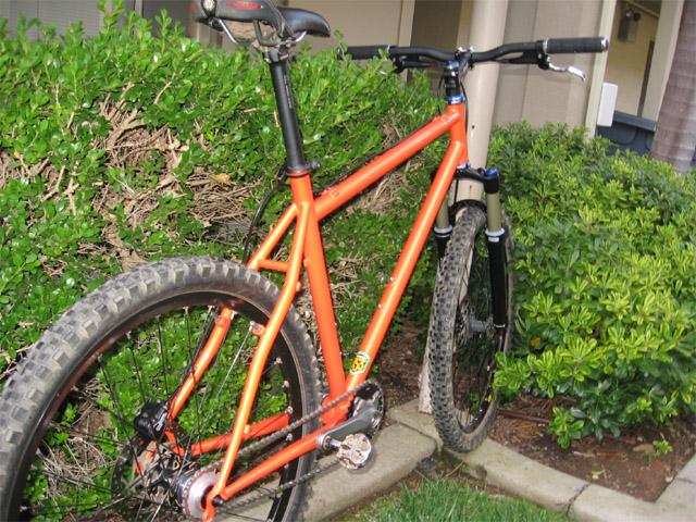 Reynolds 853 frame at Nashbar- Mtbr.com