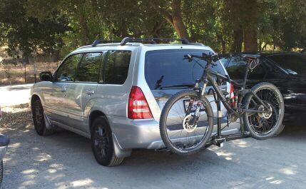 2 Reciever Hitch For Subaru Forester Mtbr Com