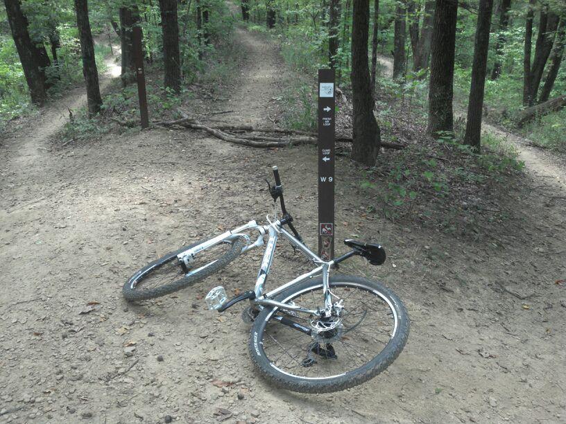 Bike + trail marker pics-uploadfromtaptalk1347644884576.jpg