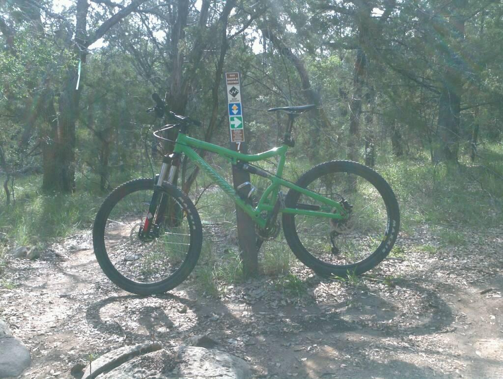 Bike + trail marker pics-uploadfromtaptalk1349358448624.jpg