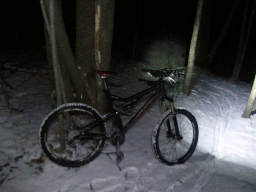 What did You do today on your mountain bike?-uploadfromtaptalk1354483566961.jpg