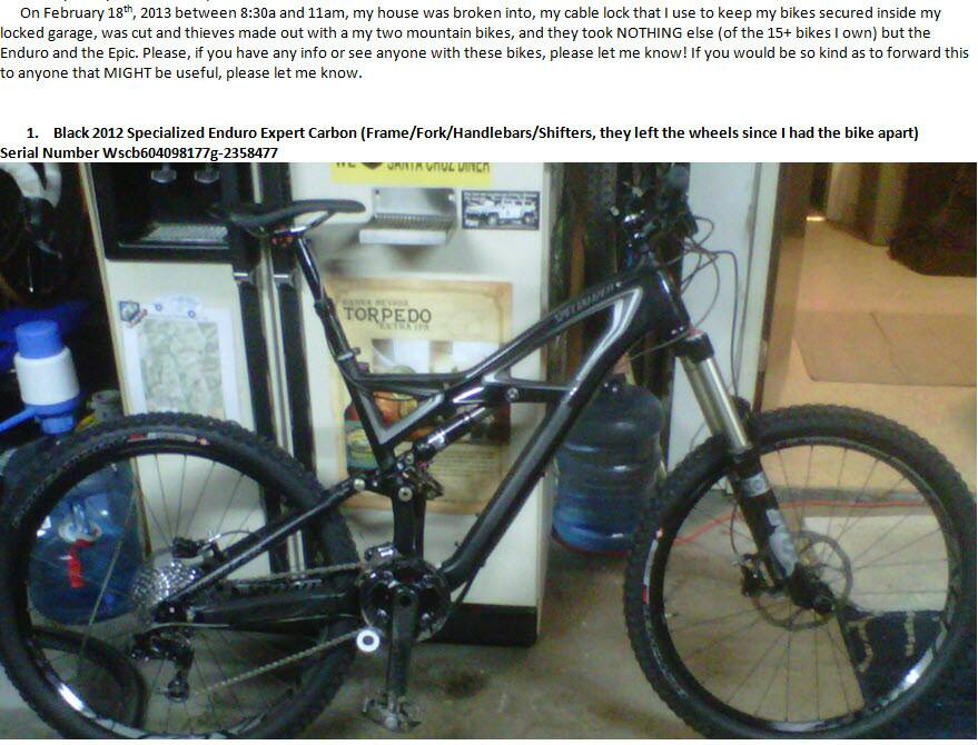 Stolen from Toro Park... Utterly heartbroken.-uploadfromtaptalk1361467104605.jpg