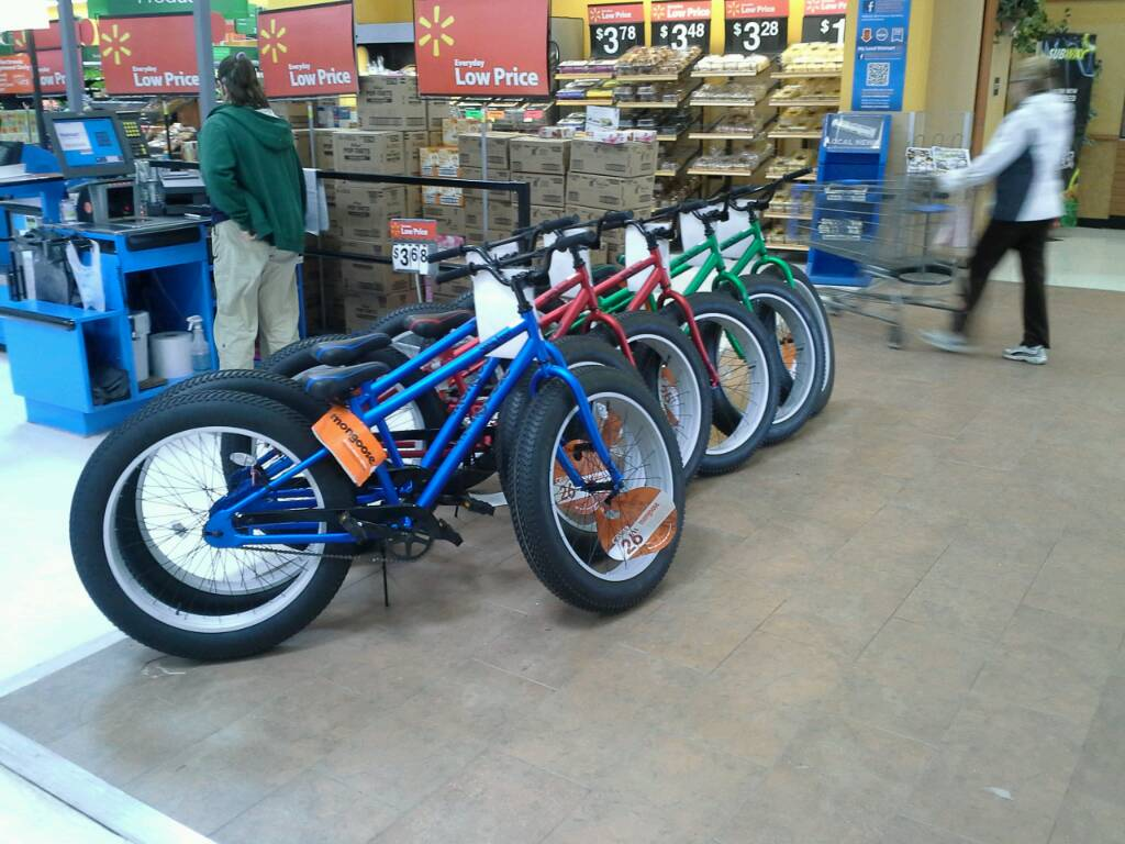 Mongoose Beast review etc....  Walmart Fatty!-uploadfromtaptalk1366559184642.jpg