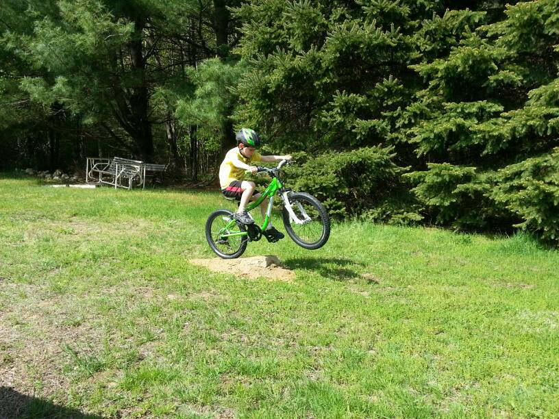 Kid's Mountain or Road Bike Ride Picture Thread-uploadfromtaptalk1370514078699.jpg