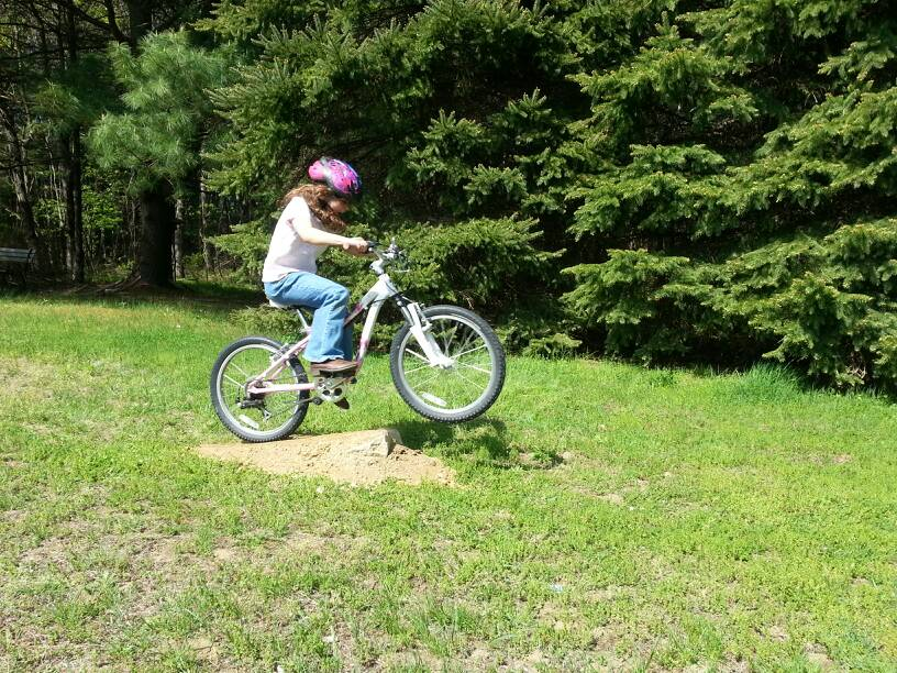 Kid's Mountain or Road Bike Ride Picture Thread-uploadfromtaptalk1370514182287.jpg