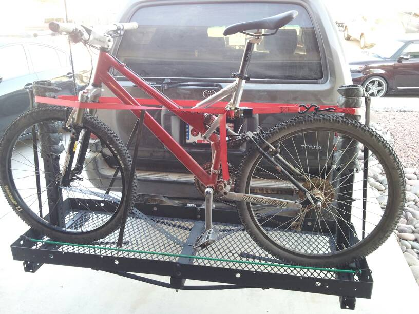 Diy Repair Stand And 2 Quot Hitch Carrier Mtbr Com