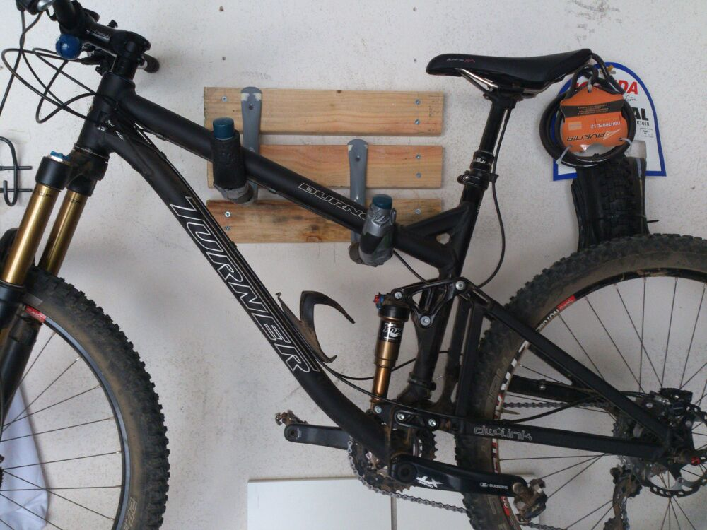 Garage bike storage i need ideas mtbr solutioingenieria Image collections