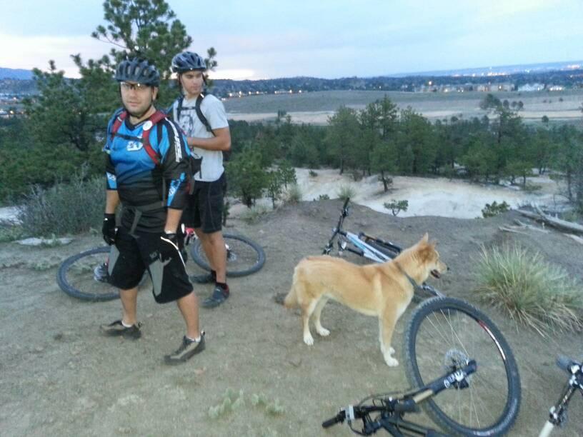 Springs Wednesday Evening Ride 8/21/13-uploadfromtaptalk1377150558152.jpg