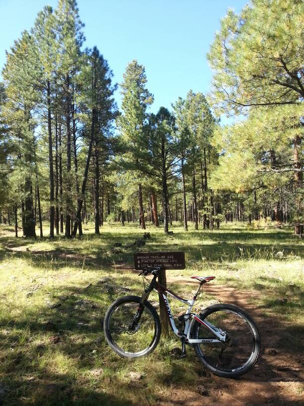 Bike + trail marker pics-uploadfromtaptalk1380496629565.jpg