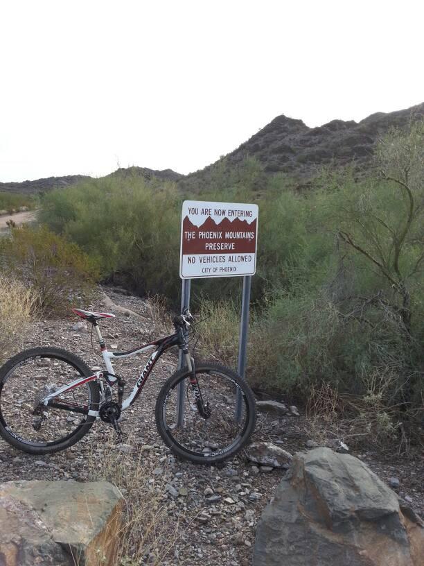 Bike + trail marker pics-uploadfromtaptalk1385575667855.jpg