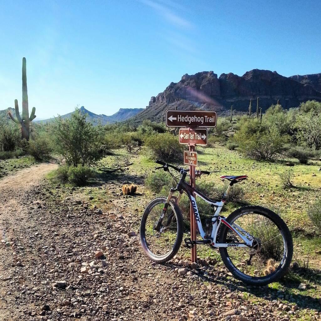 Bike + trail marker pics-uploadfromtaptalk1387933538632.jpg