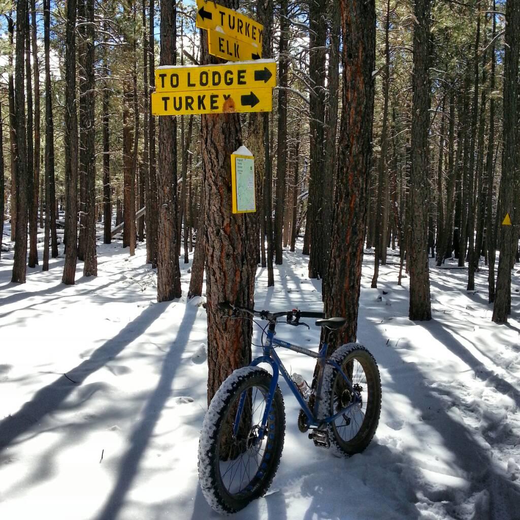 Bike + trail marker pics-uploadfromtaptalk1391372471474.jpg