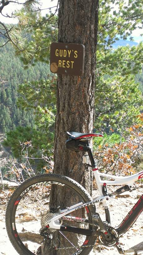 Bike + trail marker pics-uploadfromtaptalk1391911554855.jpg