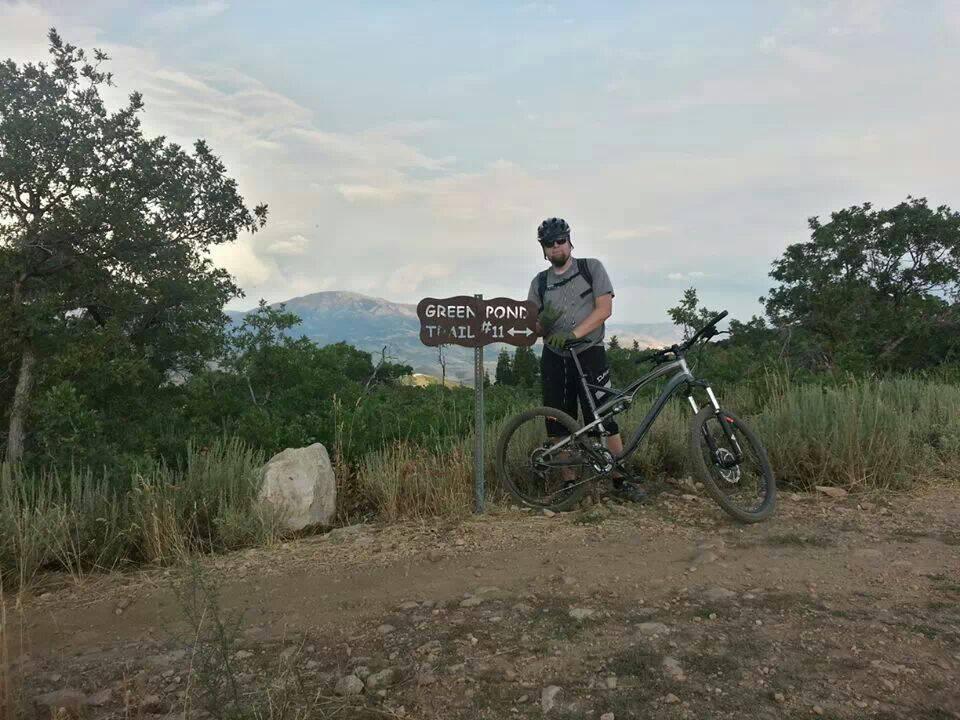 Bike + trail marker pics-uploadfromtaptalk1391986523129.jpg