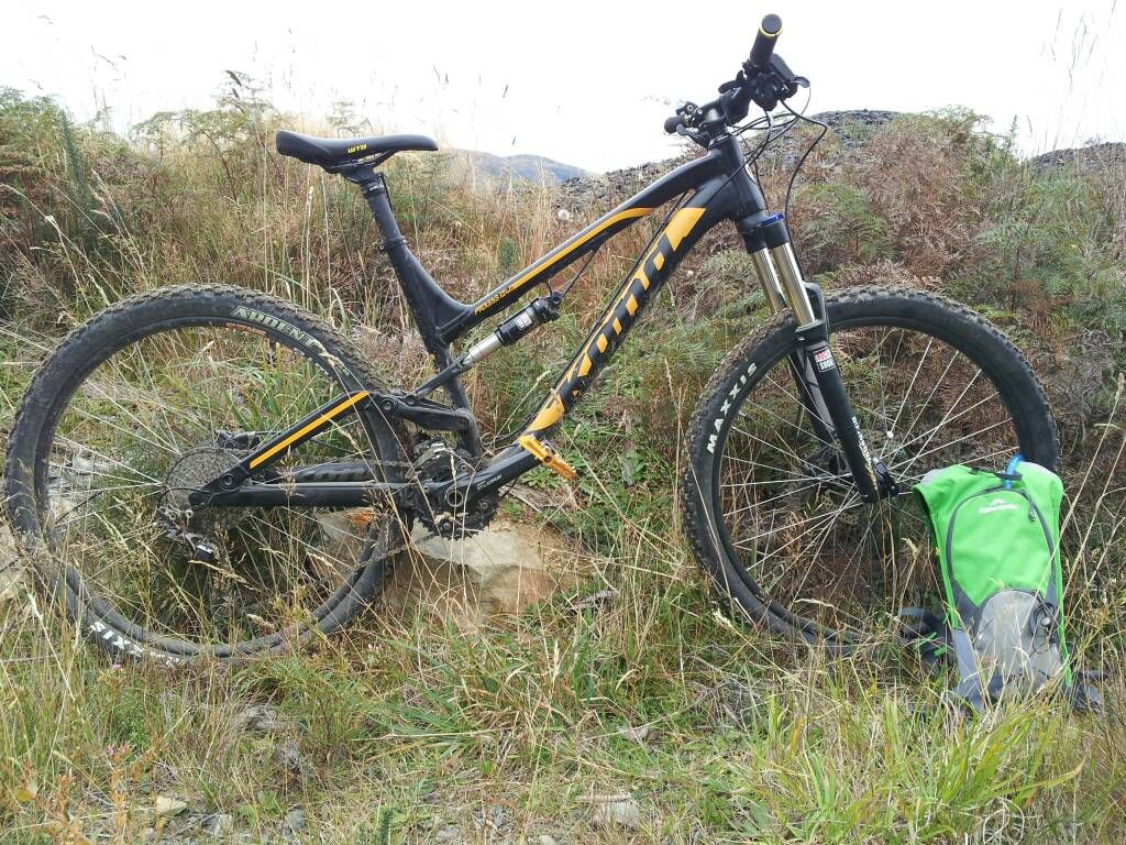 What did You do today on your mountain bike?-uploadfromtaptalk1396049723023.jpg
