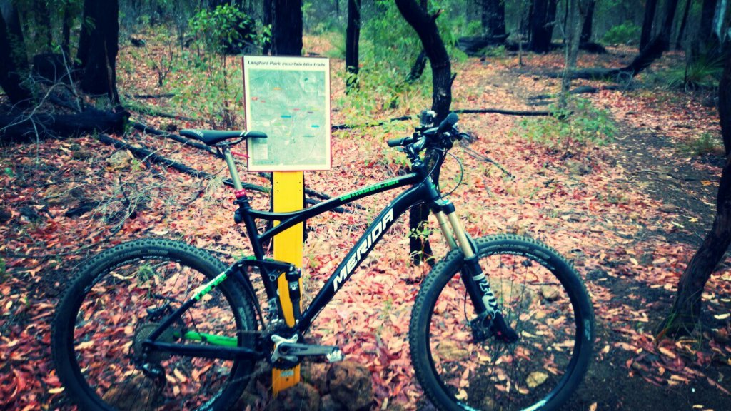 What did You do today on your mountain bike?-uploadfromtaptalk1396154688042.jpg