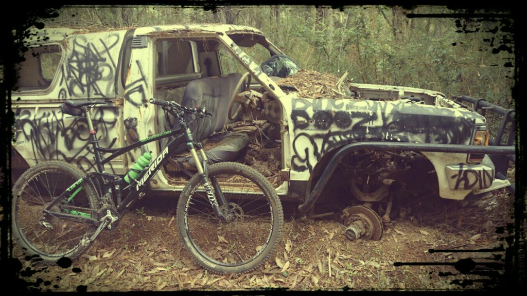 What did You do today on your mountain bike?-uploadfromtaptalk1399023279335.jpg