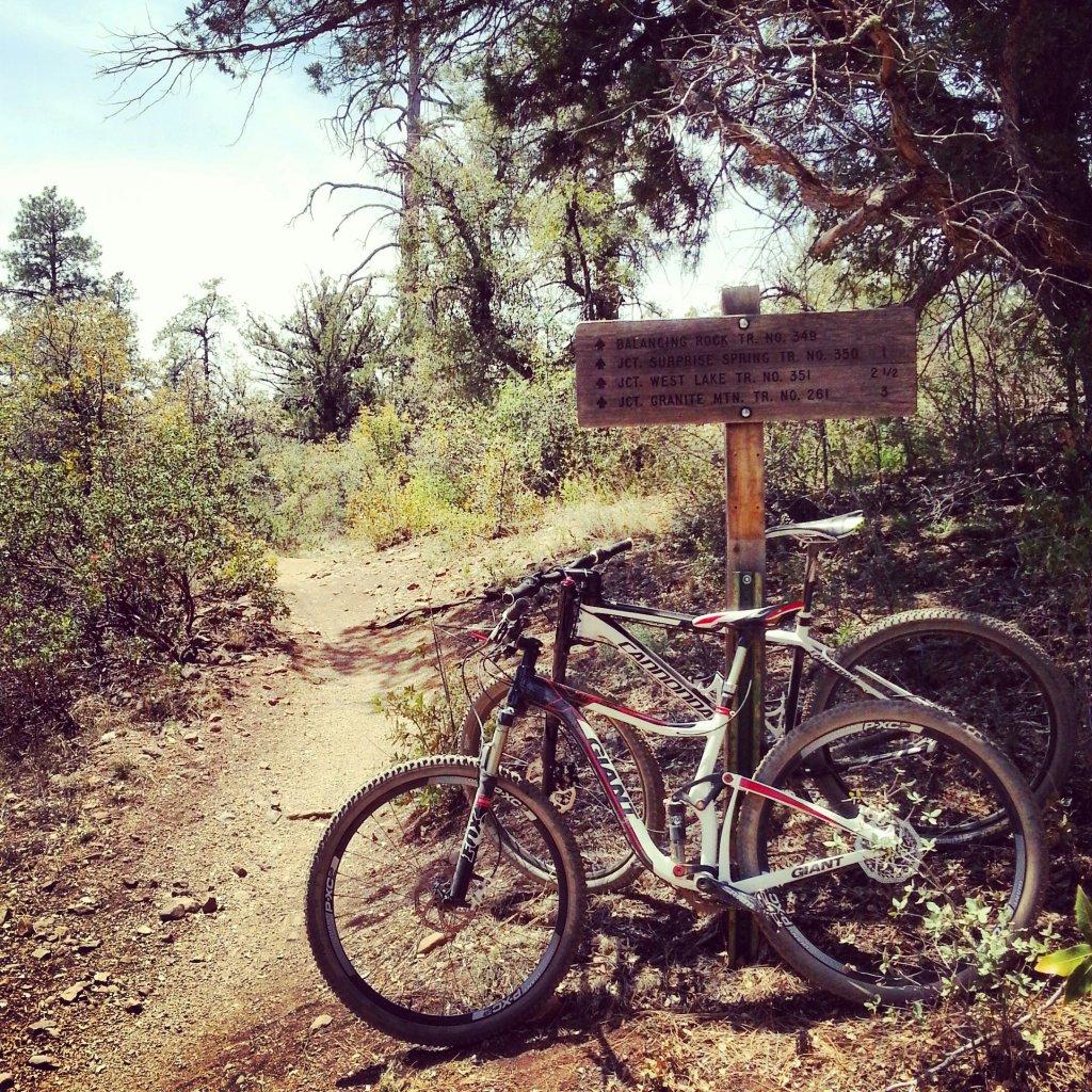 Bike + trail marker pics-uploadfromtaptalk1400640195007.jpg
