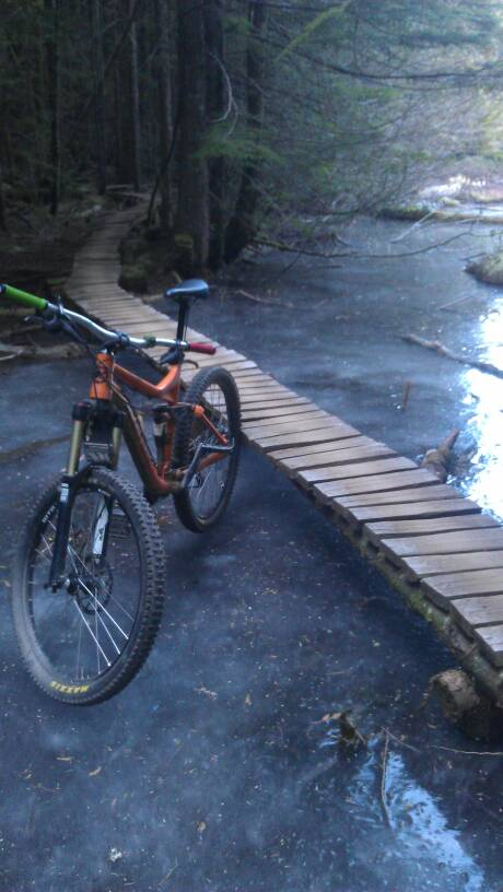 Show us a picture of your 26er MTB that you still use on the trails-uploadfromtaptalk1410915037653.jpg