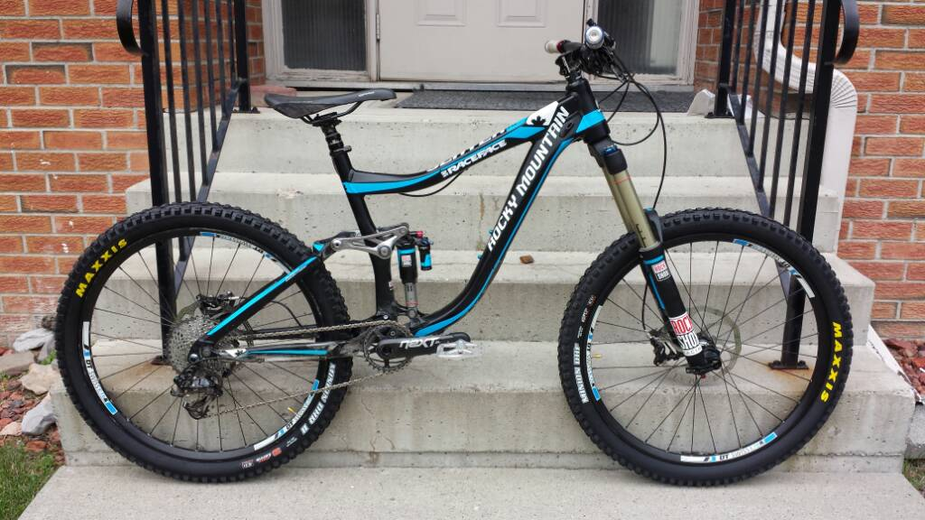 Show us a picture of your 26er MTB that you still use on the trails-uploadfromtaptalk1412718799513.jpg