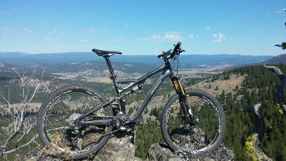 Show us a picture of your 26er MTB that you still use on the trails-uploadfromtaptalk1417886284828.jpeg