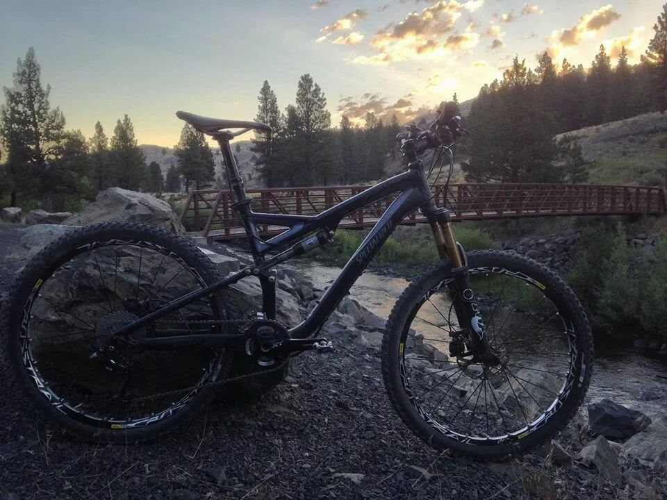 Show us a picture of your 26er MTB that you still use on the trails-uploadfromtaptalk1417886308173.jpeg