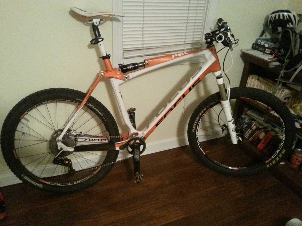 Show us a picture of your 26er MTB that you still use on the trails-uploadfromtaptalk1419542328063.jpg