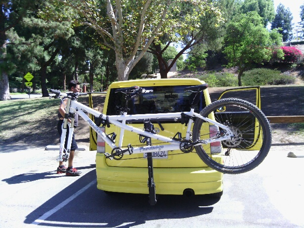 Tandem Transport Anyone Use The 1up Usa Roof Rack