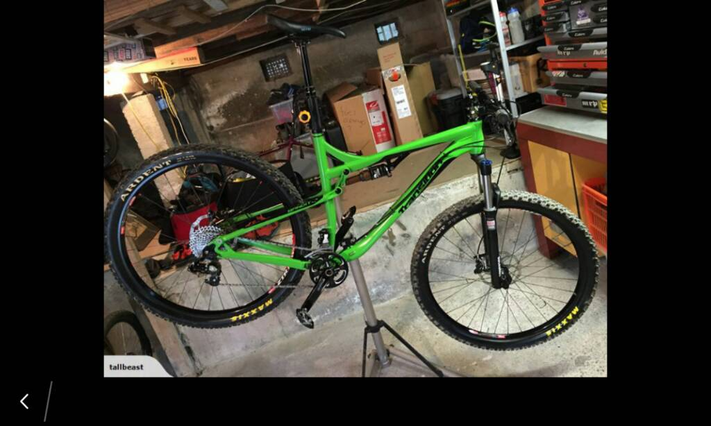 clydes that ride a 29er.... what are you riding?-uploadfromtaptalk1437328926869.jpg