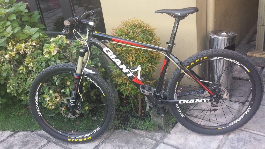 Show us a picture of your 26er MTB that you still use on the trails-uploadfromtaptalk1442293538546.jpg