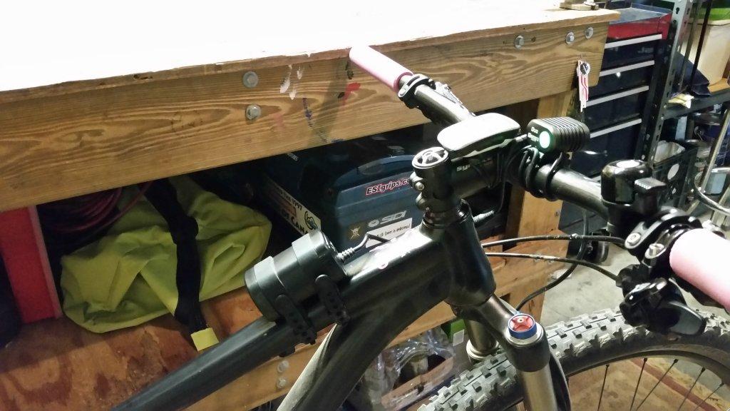 Where do you mount your battery for handlebar light?-uploadfromtaptalk1445632713145.jpg