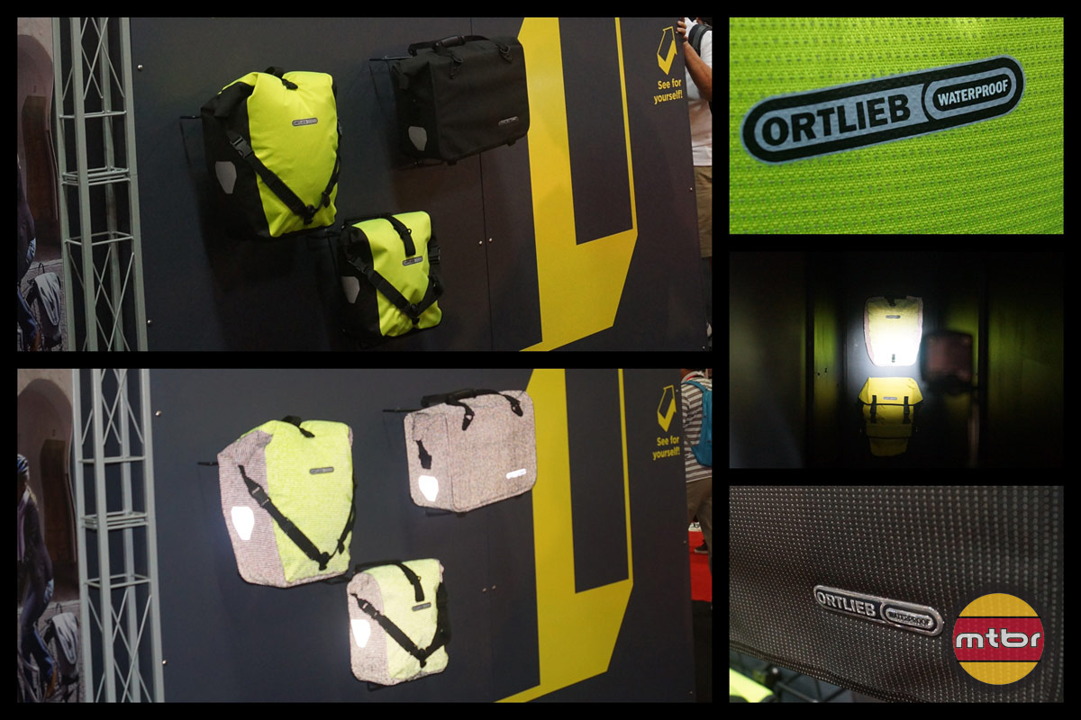Ortlieb High Visibility Line Bags