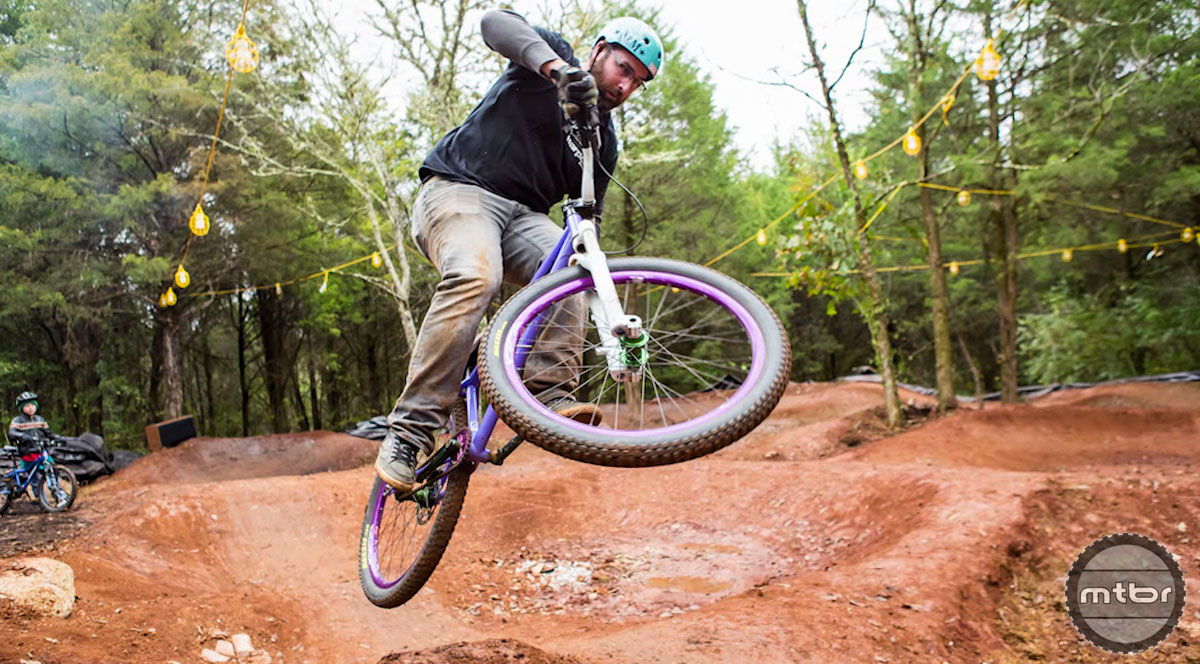 Situated in the heart of Knoxville, this bike park is being constructed with a range of trails that will appeal to a variety of riders. The highlight will be the proposed gravity trail that will feature rock gardens, drops, and constructed features in a highly visible area that will draw attention to this regionally unique trail.