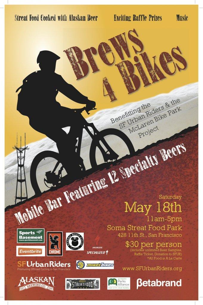 BREWS-4-BIKES Fundraiser in San Francisco on May 18th-urbanrider11x17_2.jpg
