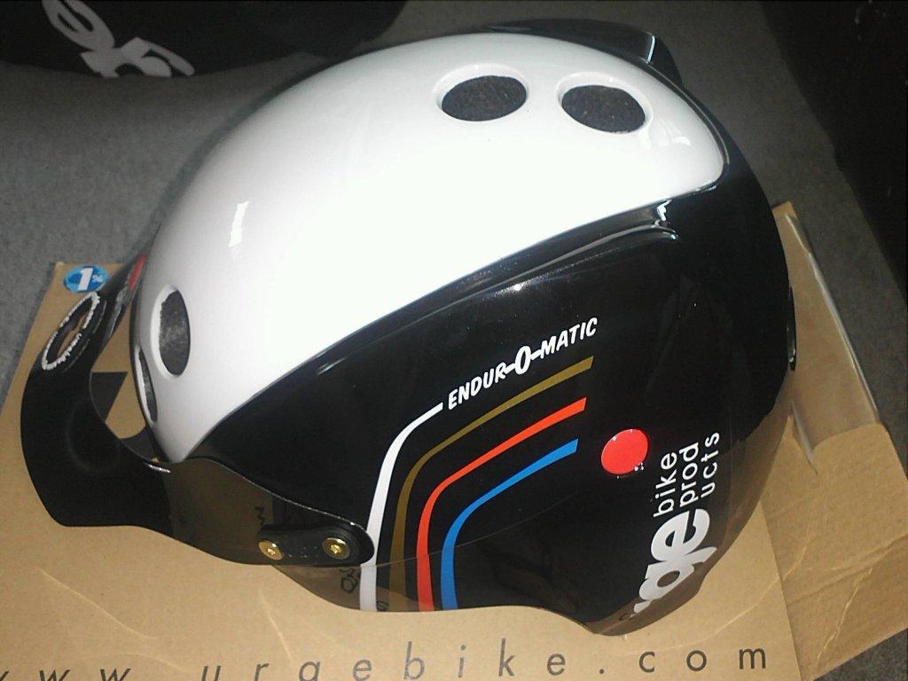 Urge helmets on the clymb-urge-helmet.jpg